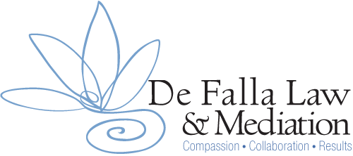 De Falla Law Logo
